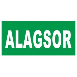 UV Alagsor ISO
