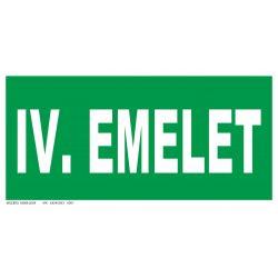 IV. emelet