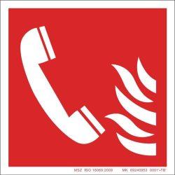 Tűzjelző telefon