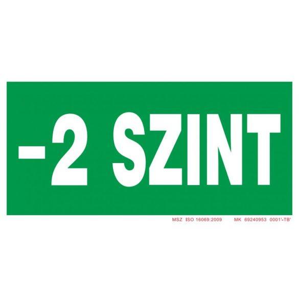 -2 szint