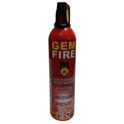 750 ml-es habbal oltó tűzoltó készülék - oltásteljesítmény MBK14-GEMFIRE-750 (MOB)