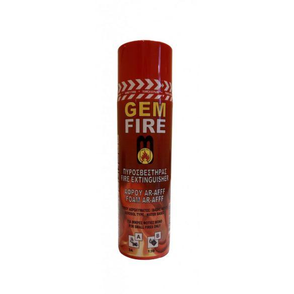 500 ml-es habbal oltó tűzoltó készülék - oltásteljesítmény MBK14-GEMFIRE-750 (MOB)