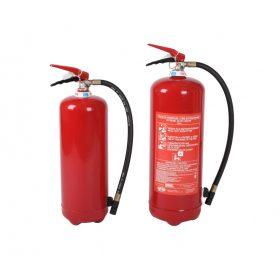 Vízzel oltó tűzoltó készülékek- MOBIAK