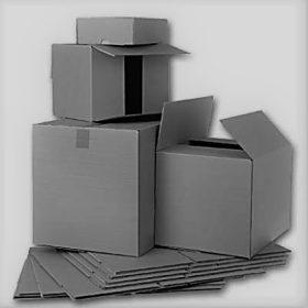 Papír  és csomagolóanyag raktárba