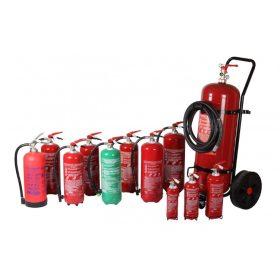 Porral oltó tűzoltó készülékek - MOBIAK