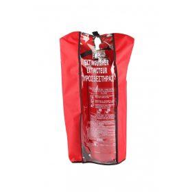 Tűzoltó készülék védőkabát