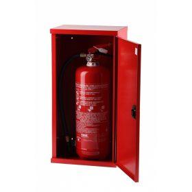 Tűzoltó készülék tároló szekrények