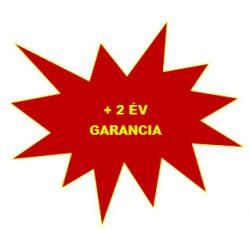 Garancia +2év