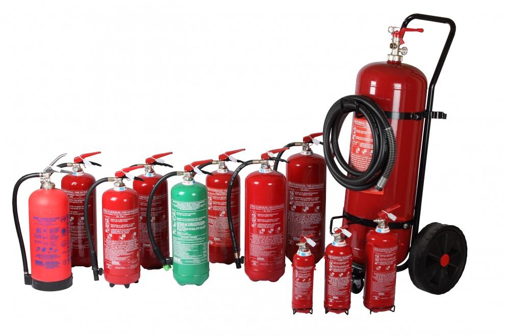 Hogyan válasszunk tűzoltó készüléket?